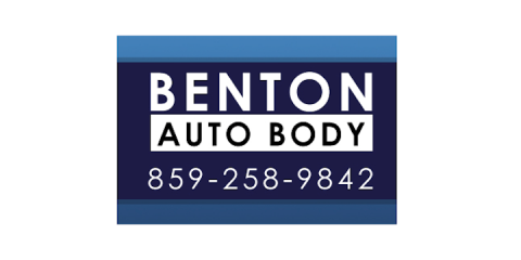 Benton Auto Body Know Why Painting is an Essential Part of Auto Body Repair, Lexington-Fayette, Kentucky