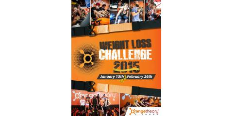 ORANGETHEORY FITNESS $50,000.00 WEIGHT LOSS CHALLENGE, Thousand Oaks, California