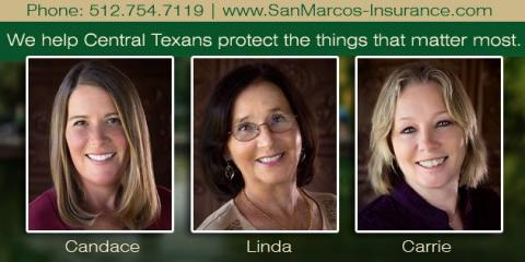 San Marcos Insurance Agency, Inc., Insurance Agencies, Services, San Marcos, Texas