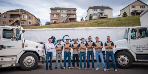 Checkmate Moving and Storage, Moving Companies, Real Estate, Highlands Ranch, Colorado