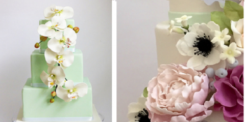 We Offer Cakes for Any Occasion at Pink Posy, Palo Alto, California