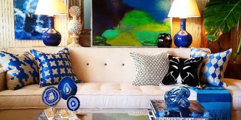 Mecox Featured in Harpers Bazaar, North Sea, New York