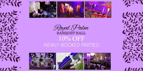Book a Party & Get 10% Off!, Oyster Bay, New York