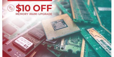 $10 OFF ALL RAM Upgrades, Northwest Harris, Texas