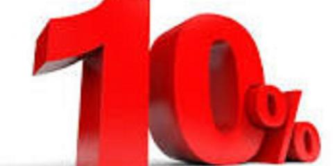 10% Discount on investigative services. , ,
