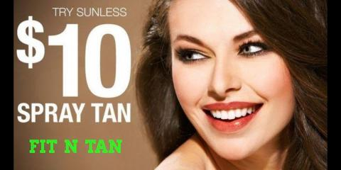 $10 Sunless Tans and Free Gift Certificates!, Creve Coeur, Missouri