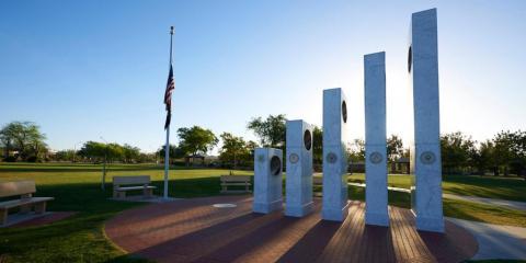 The Anthem Veterans Memorial-Lighting our Nation, Tipp City, Ohio