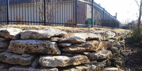 3 Types of Retaining Walls From Express Outdoor Services, Tulsa, Oklahoma