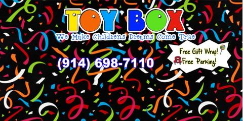 Toy Box, Toy Stores, Services, Mamaroneck, New York