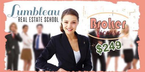 Get your California Broker License - $249, Torrance, California