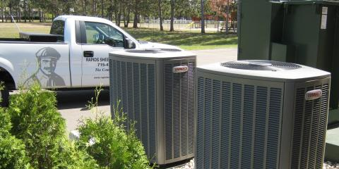 Rapids Sheet Metal Heating & Cooling, HVAC Services, Services, Wisconsin Rapids, Wisconsin