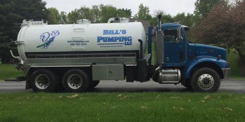Bill's Pumping LLC, Septic Systems, Services, Holmen, Wisconsin