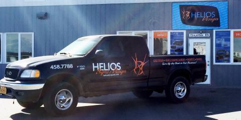 Helios Design , Graphic Designers, Services, Fairbanks, Alaska