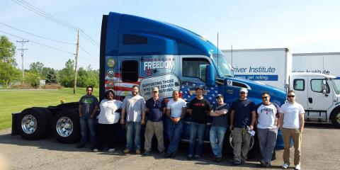 Professional Driver Institute, Truck Driving Schools, Services, Churchville, New York