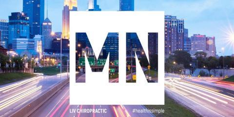 Doors set to open November 1st for LIV Chiropractic, Edina, Minnesota