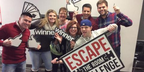 Which Escape Challenge Is Right for Your Group?, West Chester, Ohio