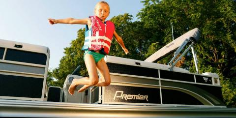 3 Reasons to Choose a Pontoon Boat, Silver Springs, New York