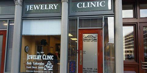 Jewelry Clinic, Jewelry Stores, Shopping, Rochester, New York