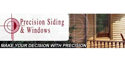 Precision Siding & Windows, Siding, Services, Lincoln, Nebraska