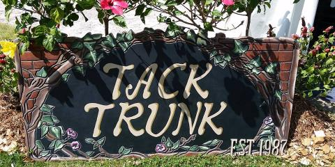 Bring Your Gently Used Horse Riding Gear to The Tack Trunk