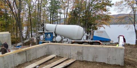 Miller's Ready Mix Concrete & Block, Concrete Contractors, Services, Gloversville, New York