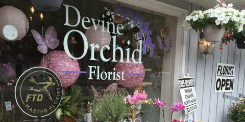 Celebrate Any Special Occasion With Flowers Delivered From Devine Orchid Florist, Hamden, Connecticut