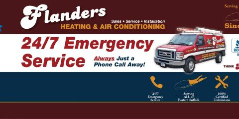 Flanders Heating and Air Conditioning, HVAC Services, Services, Hampton Bays, New York