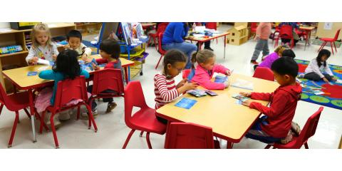 Early Childhood Education Programs Offered at Texas' Leading Preschool, Frisco, Texas