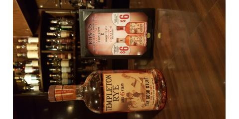 Templeton Rye Promotion, Today!, Lincoln, Nebraska