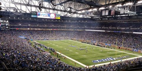 Energy Efficient Football Stadiums, Tipp City, Ohio