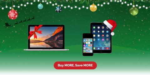 Great Savings on Apple Devices for Christmas - Buy at Experimax Klein and Save - Gift Boxes Included with Purchase!, Northwest Harris, Texas