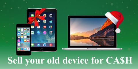 Sell your Apple iPhone, iPad or MacBook for CA$H!!, King of Prussia, Pennsylvania