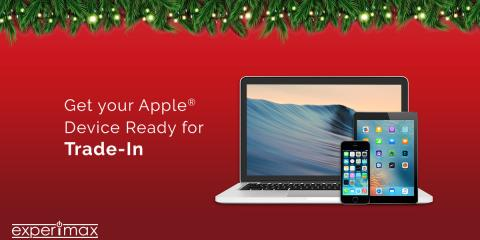 Get some Extra Cash for the holidays - Trade in your Apple Products at Experimax for CASH!!, Northwest Harris, Texas