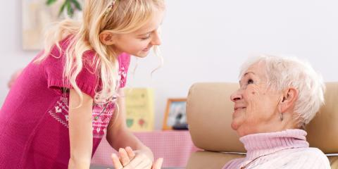 How to Communicate With an Elderly Loved One With Dementia, Airport, Missouri
