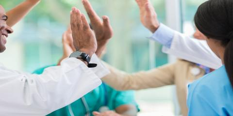 High Fives for Healthcare Week 2019, Gatesville, Texas