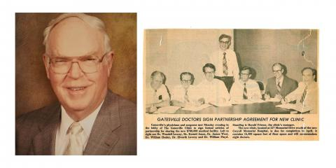 Coryell Health Remembers Dr. Floyd's Contributions , Gatesville, Texas