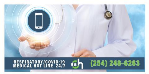 Prevent the Spread of COVID-19- Call First: 254-248-6263, Gatesville, Texas