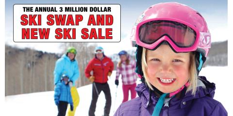Score Some Gear at the 3 Million Dollar Ski Swap & Sale!, Henrietta, New York