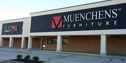 Muenchens Furniture, Furniture, Shopping, Hamilton, Ohio