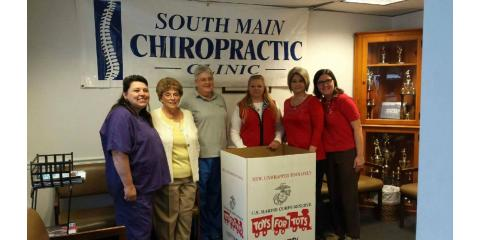 South Main Chiropractic Clinic Specializes in Auto Accident Injury, High Point, North Carolina