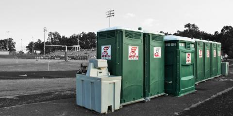 Johnny On The Spot, Portable Toilets, Services, Ironton, Ohio