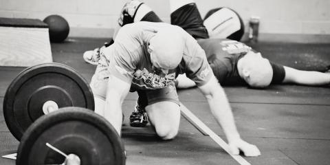 Erik Grant -- Bombers CrossFit Member Spotlight, Beavercreek, Ohio