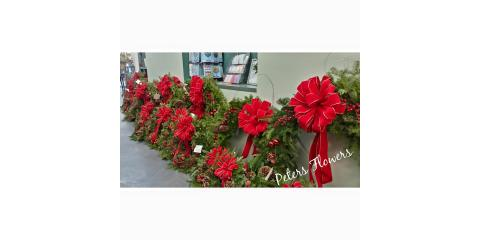 Decorate for the Holidays With Floral Arrangements & More From Peter's Flowers in NYC, New York, New York