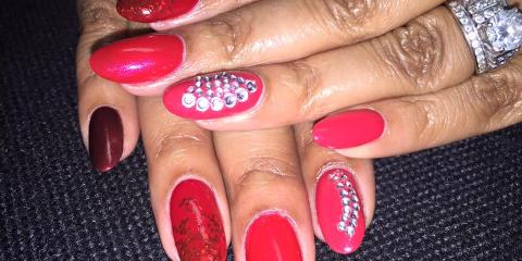 No Chip Gel Nails at OriginalOne Nail Designs Studio in Cinicnnati, Montgomery, Ohio