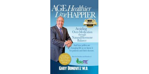Age Healthier, Live Happier - The Book, Mountain Home, Arkansas