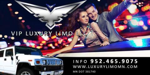 Mid-week Limo Service Specials, Minneapolis, Minnesota