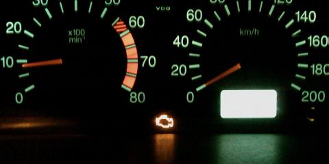 Steps to Take When Your Check Engine Light Comes On, Tinley Park, Illinois