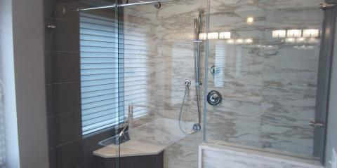 4 Benefits of Having a New Shower Door Installed, Northfield Center, Ohio