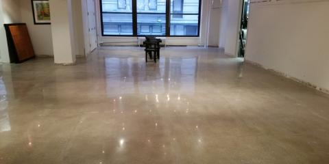 The Basics of Polished Concrete From NYC's Premier Polish Professionals, Manhattan, New York