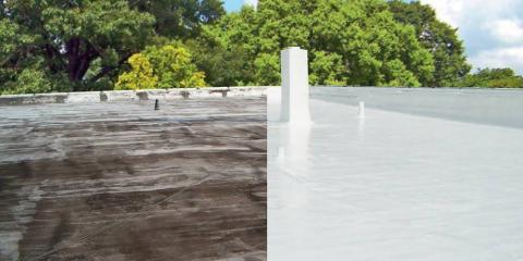 Roof Coating that lasts 1 MILLION YEARS!, Omaha, Nebraska